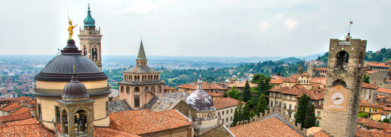 Bergamo City Breaks | Cheap Hotel Bergamo Italy - photo 1