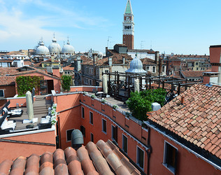 Luxury Hotels in Venice | San Marco Hotel Venice | Starhotels Splendid Venice - photo 3