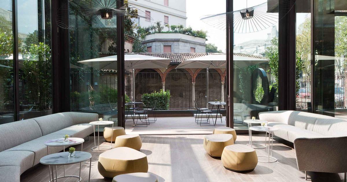 Starhotels E C Ho Hotel 4 Stelle Ecosostenibile Vicino