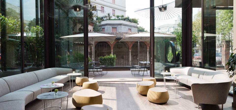 Eco Friendly Hotel Near Milano Centrale Starhotels E C Ho Photo 1