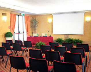 Conference & meeting rooms in Florence, Italy | Starhotels Vespucci - photo 2