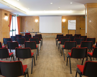 Conference & meeting rooms in Florence, Italy | Starhotels Vespucci - photo 1