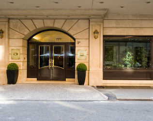 Meeting room Rome Italy | Conference hotel Rome | Starhotels Metropole - photo 3