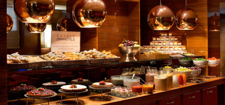 Ristorante Grill Bruschetteria, Milano | Starhotels Ritz - photo 2