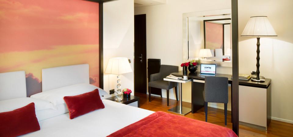 Hotel 4 stelle Milano vicino Stazione Centrale | Starhotels Anderson