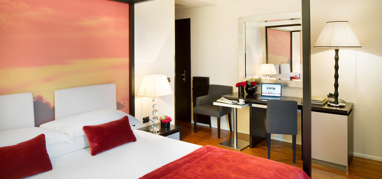 Hotels Milan centre | Rooms Amenities | Starhotels Anderson - photo 1