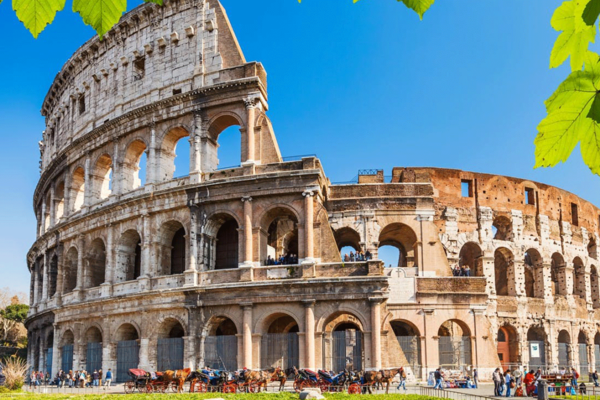 Tickets to the Colosseum, the Roman Forum and the Palatine Hill