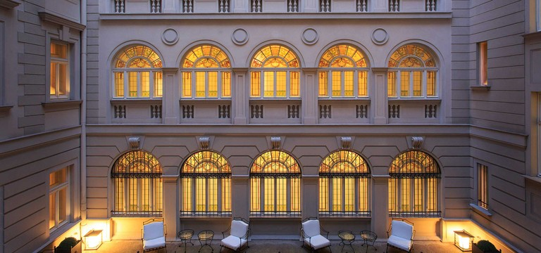 Luxury hotel in the center of Trieste Italy | Savoia Excelsior Palace - photo 3