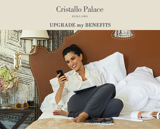 Business hotel near Bergamo Orio al Serio airport | Cristallo Palace - photo 3
