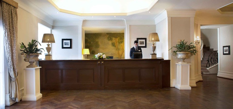 Naples Accommodation | Services | Starhotels Terminus - photo 1
