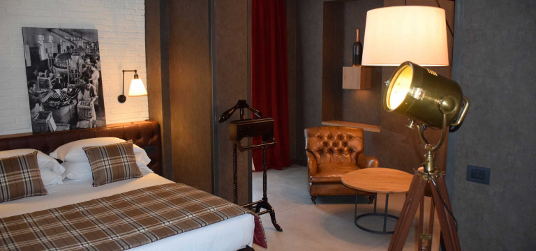 Milan airport accommodation | Classic Rooms | Business Palace - photo 1