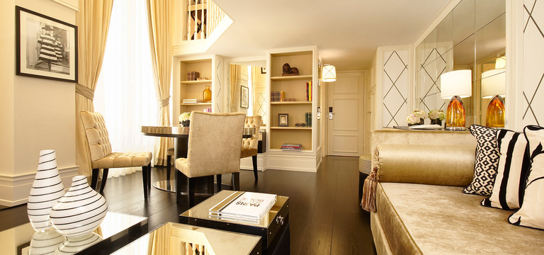 4 and 5 star hotels in Italy, Paris, New York and London | Luxury Hotels | Starhotels - photo 3