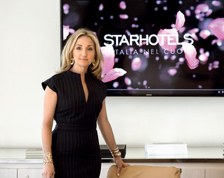 Elisabetta Fabri, Présidente and CEO de Starhotels