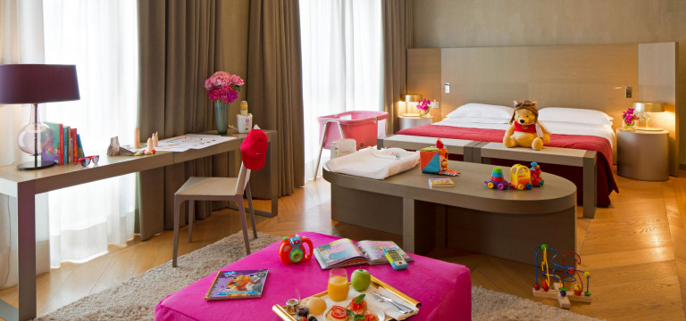 Hotel Milan famille | Hôtel Family | Starhotels Business Palace - photo 1