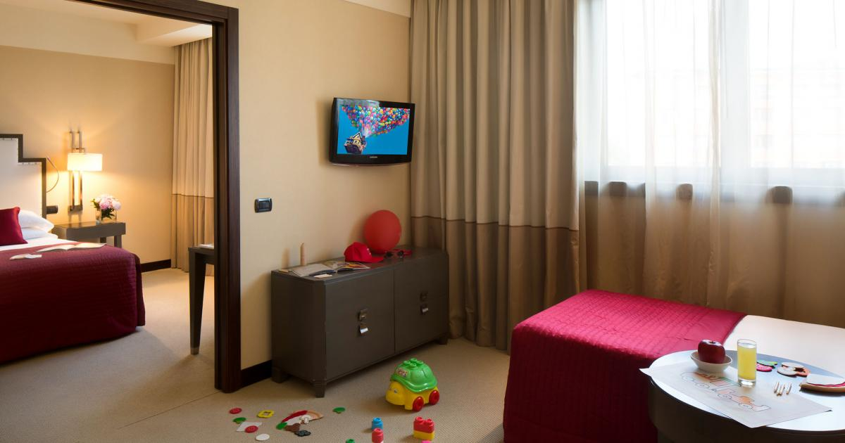 Family Room | Grand Milan | Starhotels Official Site