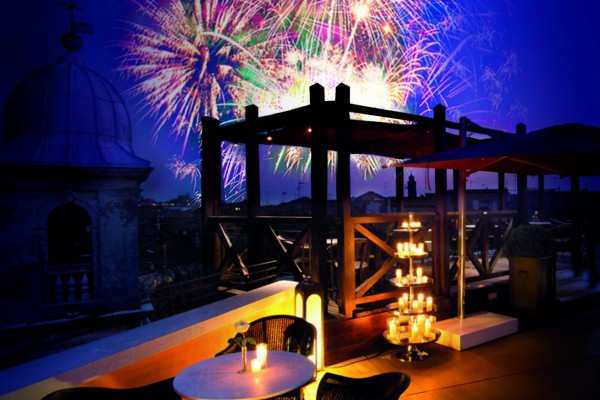 STARHOTELS COLLEZIONE'S NEW YEAR'S EVE PACKAGES