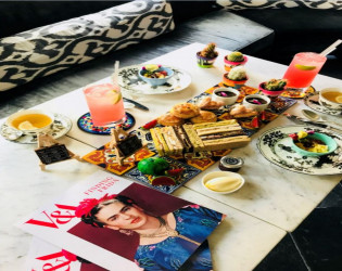 THE FRANKLIN LAUNCHES FRIDA KAHLO AFTERNOON TEA