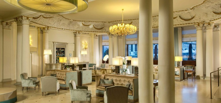 Luxury hotel in the center of Trieste Italy | Savoia Excelsior Palace - photo 1