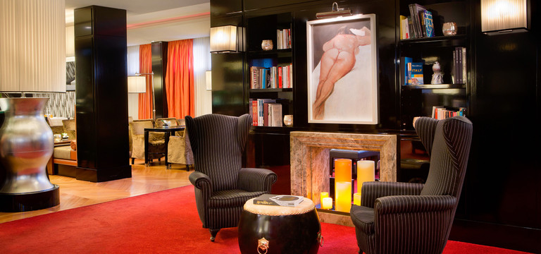 design boutique hotel near milan central station