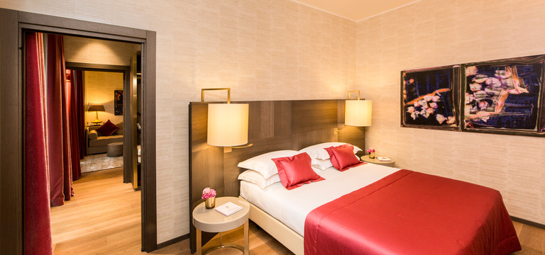Starhotels Rosa Grand Milan | Hotels in Milan city centre | Starhotels Rosa Grand - photo 5