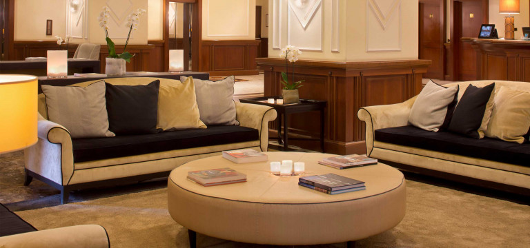 Starhotels Majestic Turin | Hotels in Turin city center | Starhotels Majestic - photo 1