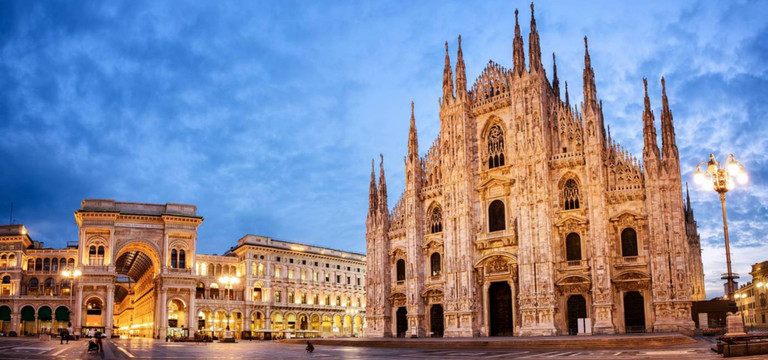 Romantic Milan hotels | Love Me offer | Rosa Grand Milano - photo 1