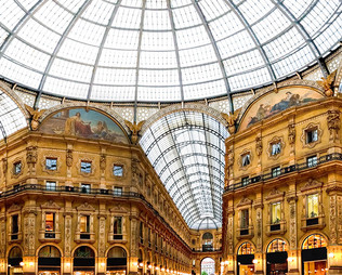 Milan 4 star hotel near train station | Starhotels Ritz - photo 1