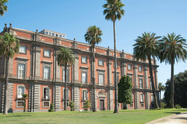 Museum of Capodimonte entrance ticket