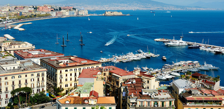 Things to do in Naples Italy | Starhotels Terminus - photo 1