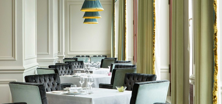 Restaurants in Trieste | Savoy | Starhotels Savoia Excelsior Palace - photo 1
