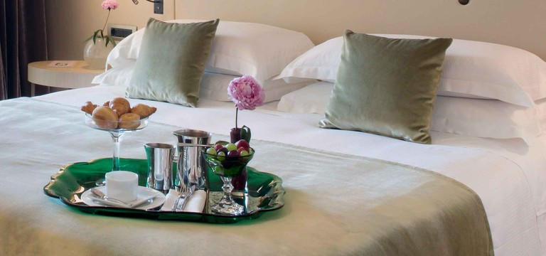 Deluxe Rooms Rome Italy | Starhotels Metropole - photo 1