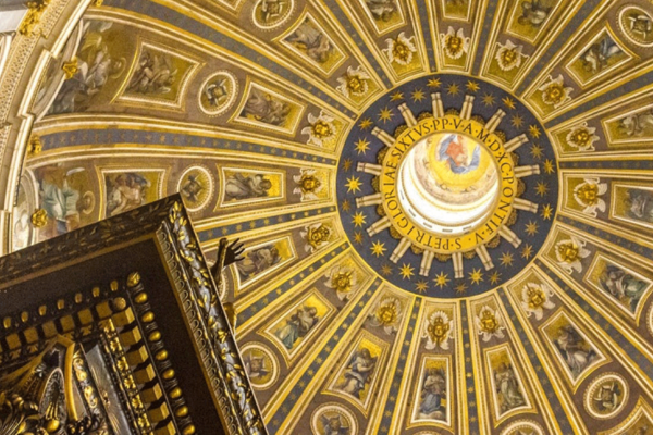 Saint Peter's Basilica: skip-the-line entrance with audioguide