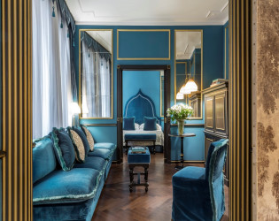 "The Splendid Venice Unveils ""The Great Beauty"" of the New Splendid Heritage Suites"