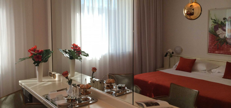 Business hotel near Bergamo Orio al Serio airport | Cristallo Palace - photo 1