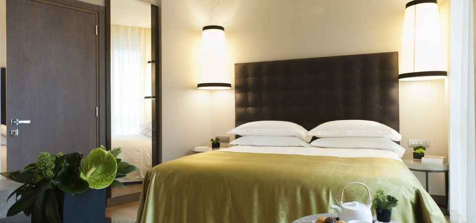 eco friendly hotel near milano centrale starhotels echo photo