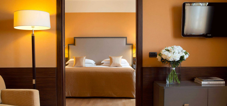 Hotel près Malpensa airport | Chambre Deluxe | Starhotels Grand Milan - photo 1