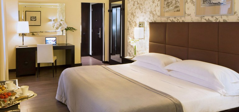 Turin accommodation | 4 star hotel Turin | Starhotels Majestic - photo 1