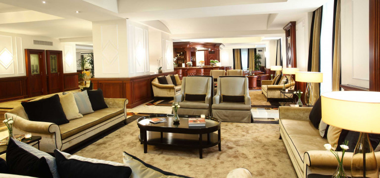 Starhotels Cristallo Palace Bergamo | Servizi e Comfort | Starhotels Cristallo Palace - photo 1