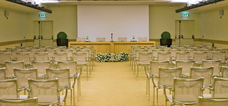 Meeting room Rome Italy | Conference hotel Rome | Starhotels Metropole - photo 1