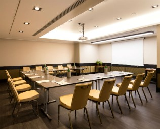 Meeting room Rome Italy | Conference hotel Rome | Starhotels Metropole - photo 2