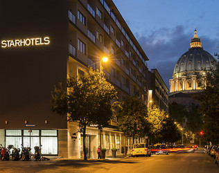 Conference & Convention Centre in central Rome | Starhotels Michelangelo - photo 3
