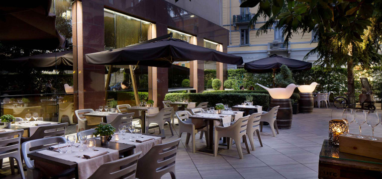 Milan 4 star hotel near train station | Starhotels Ritz - photo 2