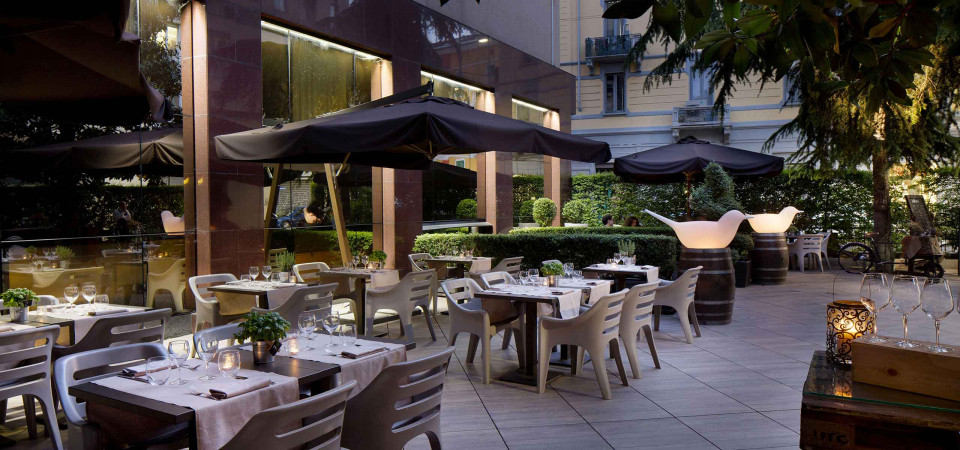 Milan 4 Star Hotel Near Train Station Starhotels Ritz Photo 2