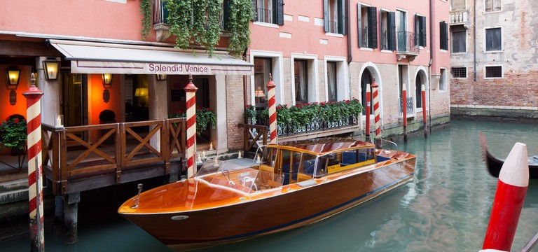 Luxury boutique hotel in Venice Italy near San Marco | Splendid Venice - photo 1