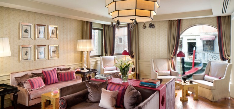 4 and 5 star hotels in Italy, Paris, New York and London | Luxury Hotels | Starhotels - photo 5