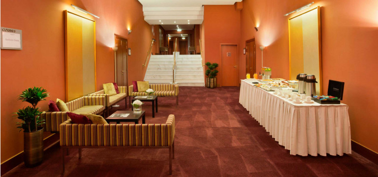 Event venues & meeting spaces in Milan Italy | Starhotels Tourist Milan - photo 1