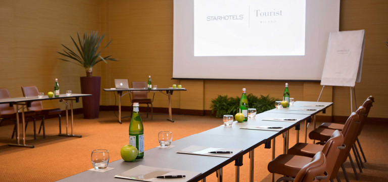 Hotel per congressi Milano | Starhotels Tourist Milano - photo 1