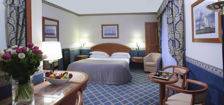 Accommodation Florence | Hotel airport Florence | Starhotels Vespucci - photo 1