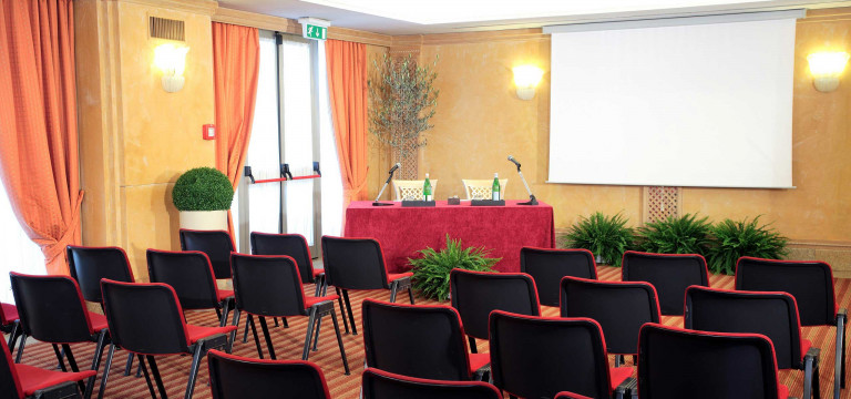 Affitto sale riunioni Firenze | Business hotel Firenze | Starhotels Vespucci - photo 1
