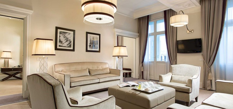 Hotel Trieste centro | Presidential Suite | Starhotels Savoia Excelsior Palace - photo 1